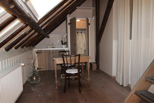 Kamer 1 onder t riet ruigenhof bed breakfast - Kamer onder de helling ...