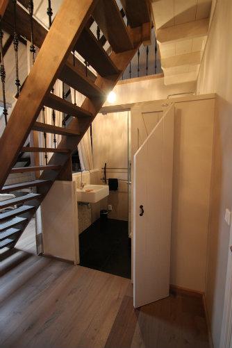 Kamer 1 onder t riet ruigenhof bed breakfast - Deco kamer onder dekking ...