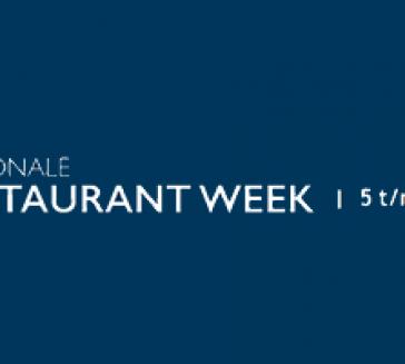 Restaurantweek 5 t/m 15 maart 2015