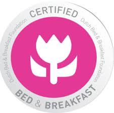 Vijftulpen classificatie voor Ruigenhof Bed & Breakfast