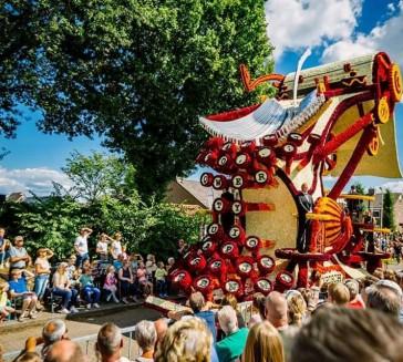 Bloemencorso Sint Jansklooster 2019